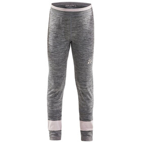 Craft Fuseknit Comfort Pants Barn dark grey melange/touch